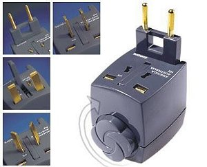 Electric Outlet Adaptor Plug Recall